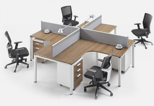 Hydra Office workstation 4 seater