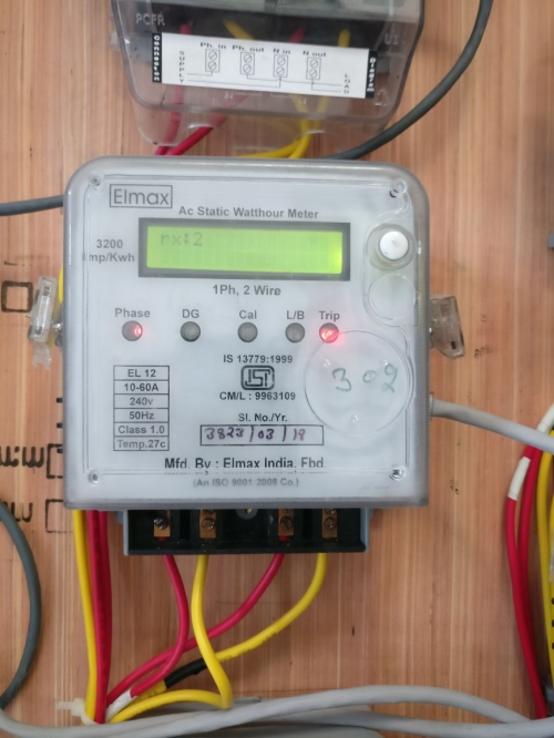 Smart Meter Solution - Single Phase