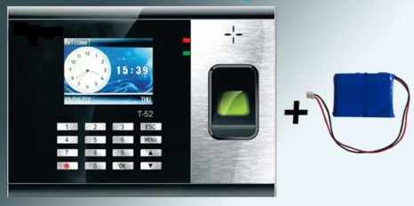 Access Control Machine - Realtime T52, Magnetic Lock with 3 way Access Control