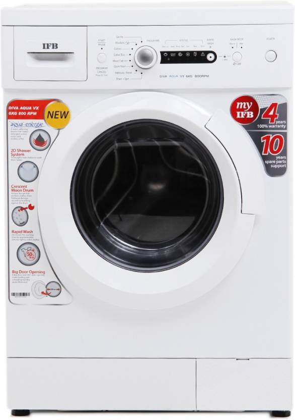 Front Loading Washing Machine (6kg)