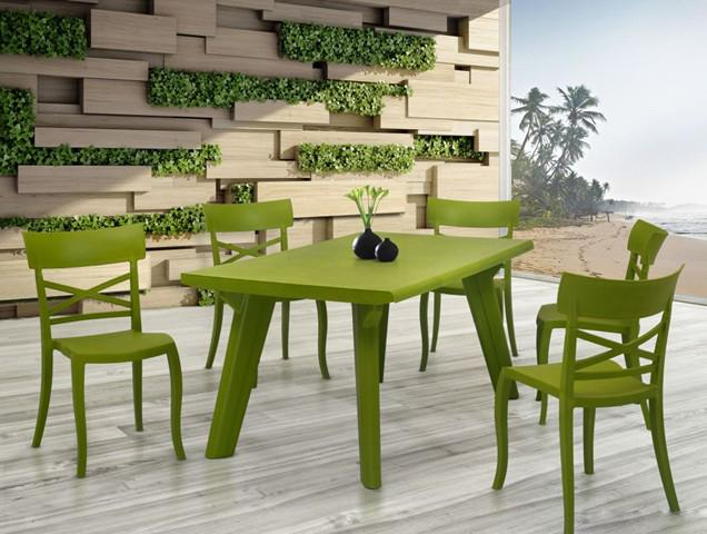 Hybrid Dining Table